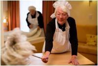 Alter - Berufe - Traditionen 2008 - Haushälterin