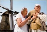 Alter - Berufe - Traditionen 2008 - Müllerin und Müller