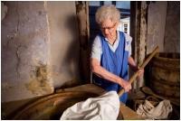 Alter - Berufe - Traditionen 2008 - Waschfrau